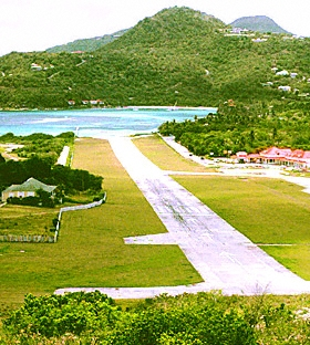 St Barthelemy Airlines Charter Flights Ferry Boat Service